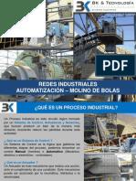 Redes Industriales - Molino de Bolas