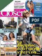 Closer France N 646 Du 27 Octobre Au 02 Novembre 2017 PDF
