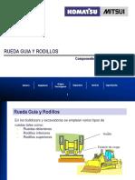 1.2.- Rueda Guia y Rodillos