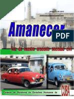 Revista Amanecer Agosto 2010 Doc