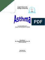 Asthma ICS