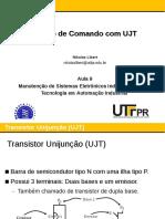 Aula 09 - Circuito de Comando Com UJT