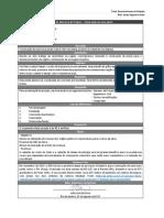 Dinâmica I - Termo de Abertura Do Projeto