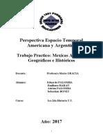 Ubicacion Geografica e Historica de Los Mexicas 2