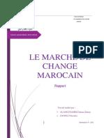 Marché de Change Marocain