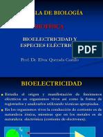 Biofísica II Bioelectricidad 1