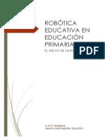 PRIMARIA.el Juego de La Robotioca