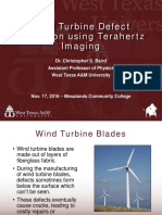 Baird_PPT_2016_Wind Turbine Defect Detection Using Terahertz Imaging