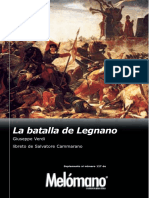 127. G. Verdi - La Batalla de Legnano