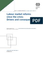 OIT Reformas Trabalhistas 2016