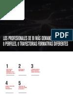 Catalogo de Profesionales Demandados en BI