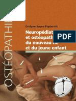Évelyne Soyez-Papiernik Neuropédiatrie Et Ostéopathie Du Nouveau-né Et Du Jeune Enfant(1)