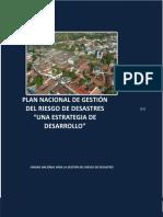 UNGRD Plan Nacional Gestion Riesgo Desastres