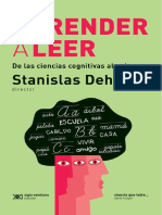 Dehaene, Stanislas. Aprender a leer. De las ciencias cognitivas al aula .pdf