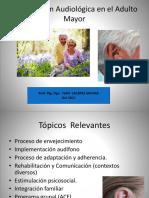 Hipoacusia en El Adulto Oct2015
