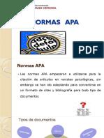 Normas de APA(2017)