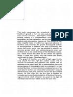 Sim - Apocalyptic Eschatology in the Gospel of Matthew.pdf