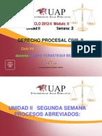 Semana 2 Proc. Civil II