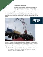 14 Heavy Lift Operations