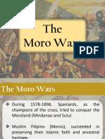 Moro Wars