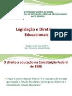 Aula Da Uab - o Direito a Educação Na Cf88