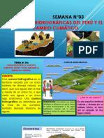 TEMA N° 03  - CUENCAS HIDROGRAFICAS