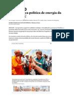 Dilma critica FHC
