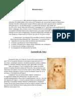 Renaissance Leonardo da Vinci.docx