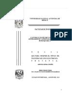 CONTROL E INSTRUMENTACION DE UN GENERADOR DE VAPOR PARA LA INDUSTRIA PETROQUIMICA.pdf