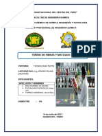 Laboratorio de Teñido de Fibra y Matizado