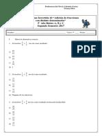 Guía fracciones 10