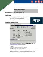 INUM-CreatingAdjustments