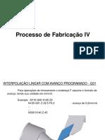 Aula7 -  Programação CNC - Torneamento.ppt