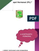 Kontrasepsi Hormonal PIL