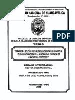 Tesis de Liquidacion Huancavelica
