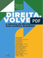 Direita volver - coletânea de artigos sobre avanço do conservadorismo.pdf