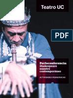 Actividades Pedagogicas Perfoconferencia Web