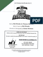Young Frankenstein ACT1