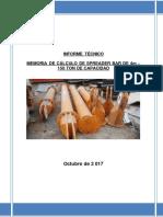 Informe de Calculo Spreader 4m - 150 Ton Rev00