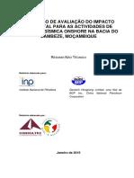 Resumo Não Técnico EIA Projecto GeotechINP 2