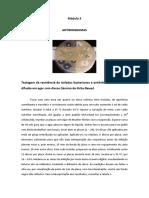 protocolo 3 antibiogramas