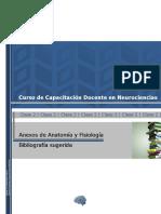 Apunte D1 Anexos de Anatom a y Fisiolog a Bibliografia