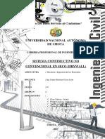 Informe de Drywall