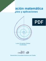 Modelización matemática Principios y aplicaciones
