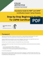 CAPM Beginners Guide1