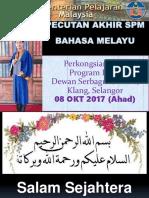 Teknik Menjawab Kertas 1 Bahasa Melayu Spm