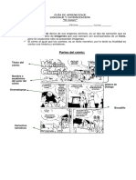 Guía de Aprendizaje El Comic 6tº