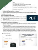 Norma y Reglamentación Para Instalación de Desague
