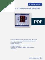 Catálogo MD4040 v05r00 Pt HR