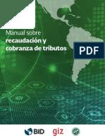 2016 Manual Recaudacion Cobranza